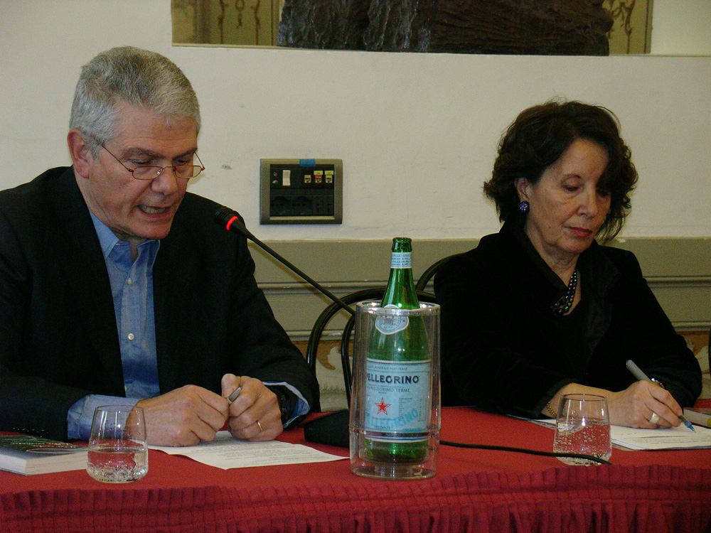 Giancarlo Ricci: Il femminile e l'eteros